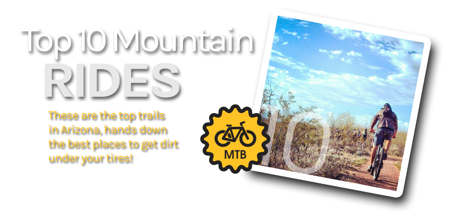Top Mountain Bike Rides