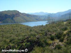 Tortilla Flats Road Bike Ride – Mesa, Arizona