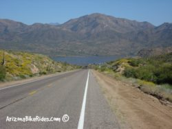 Bartlett Lake Bike Ride – Scottsdale, Arizona