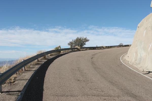 Kitt Peak Road Bike Ride Hill Climb Outside of Tucson, AZ