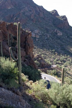 """Gates Pass McCain Loop Bike Ride or better know as """"The Tuesday Group Ride"""" – Tucson, Arizona"""