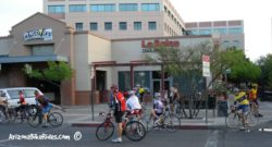Shootout Group Bike Ride – Tucson, Arizona