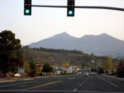 Snow Bowl Road Bike Ride – Flagstaff, Arizona