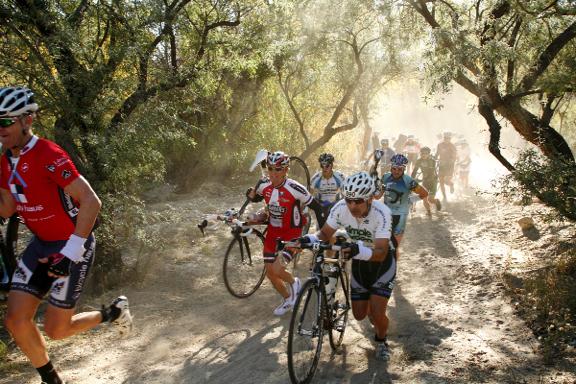 El Tour de Tucson Bike Route