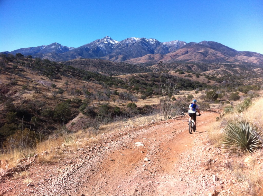 Kentucky Camp Mountain Bike Trail – Southern, Arizona
