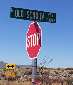 Old Sonoita Highway Ride – Tucson, Arizona