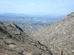 South Mountain Bike Ride – Phoenix, Arizona