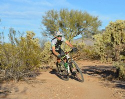Fantasy Island Mountain Bike Ride – Tucson, AZ