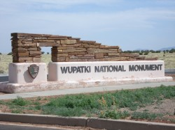 Wupatki Sunset Crater National Monument Bike Ride – Flagstaff, Arizona