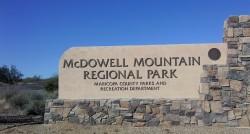 Pemberton Trail McDowell Mountain Park Mountain Bike Ride
