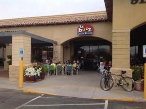Le Buzz Caffe Cyclists
