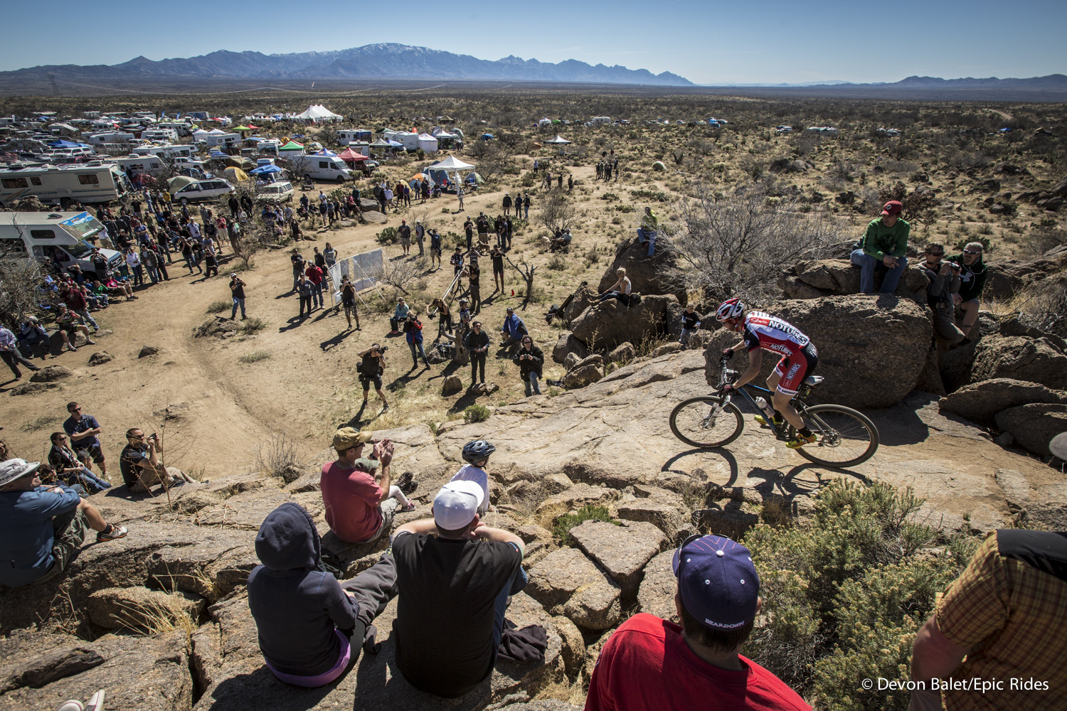 24 Hours In The Old Pueblo Bike Course