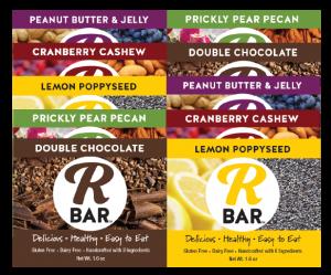 rbar energy bar flavors
