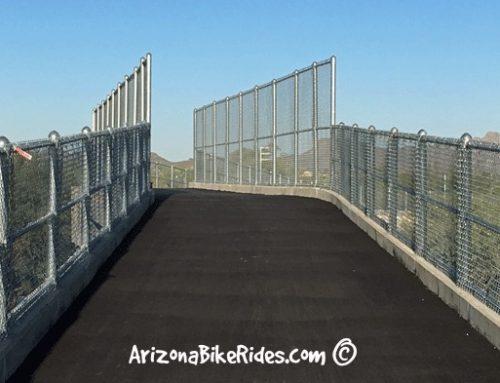 The Loop Bridge at Camino de la Tierra Is Finally Finished