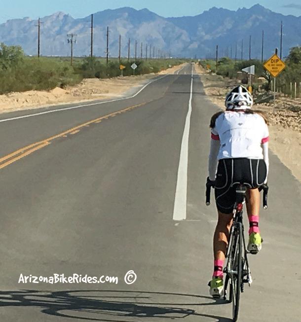 Wilmot Road Bike Path_Tucson_AZ