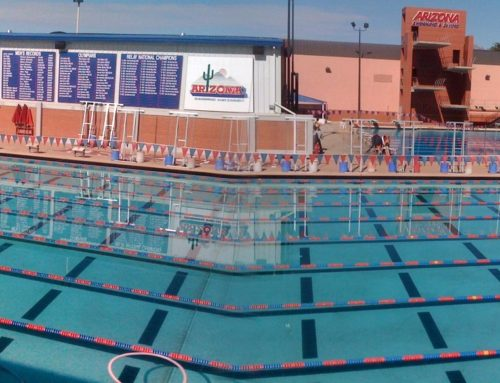 Tucson Masters Swimming… Why Tucson Is a Mecca For Triathletes!
