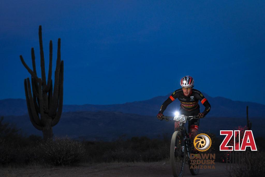 Dawn To Dusk Arizona Dusk Lap