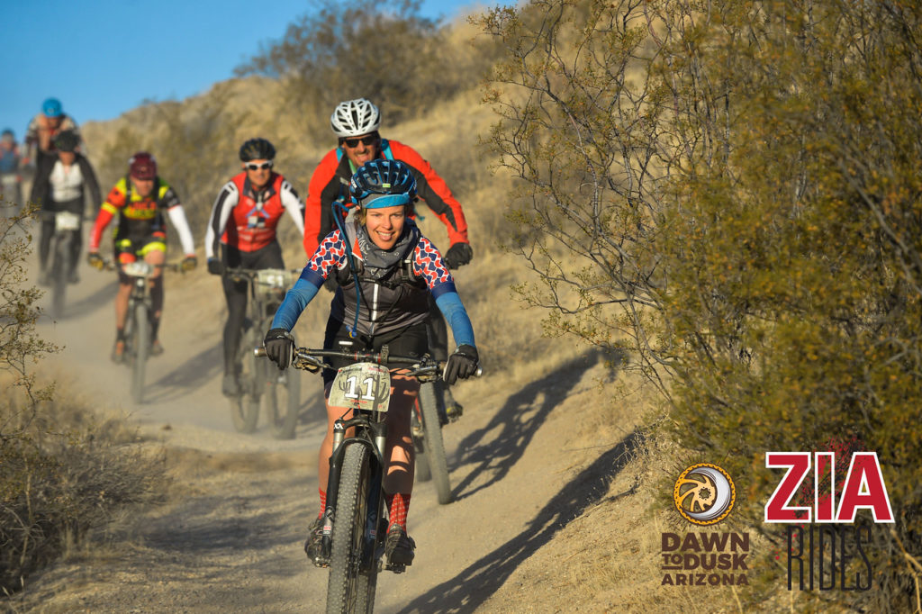 Dawn To Dusk Arizona Mountain Bike Race