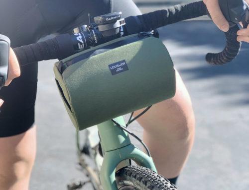 Enjoy The Ride… Louis & Joy Bike Bag